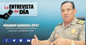 """""""Autoridades del Callao necesitan invertir en cámaras y patrulleros"""""""