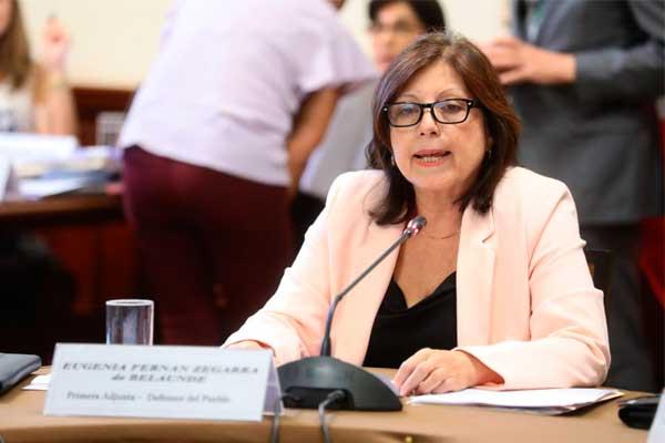 Defensoría del Pueblo niega haberse pronunciado a favor del aborto terapéutico