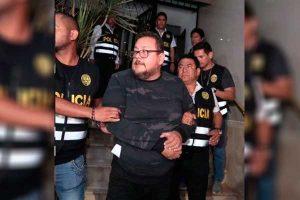 Frank Chávez daba instrucciones a comuneros para inculpar a policías
