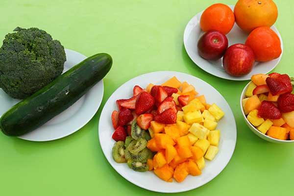 Frutas y verduras ayudan a prevenir enfermedades crónicas degenerativas