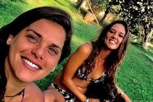 Giovanna Valcárcel confirma romance con excandidata Miss Perú