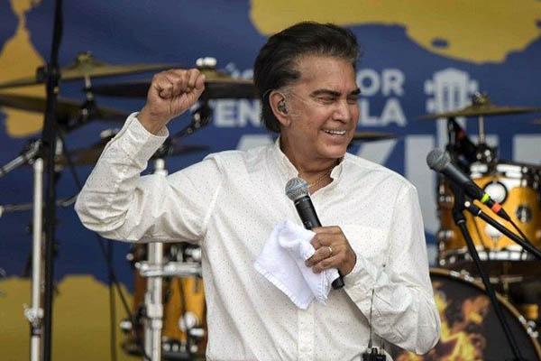 Venezuela: «El Puma» José Luis Rodríguez desea ser candidato presidencial