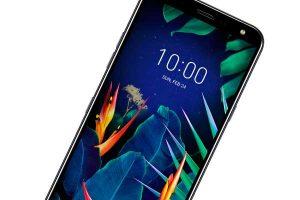 LG K40: Smartphone con cámara con inteligencia artificial