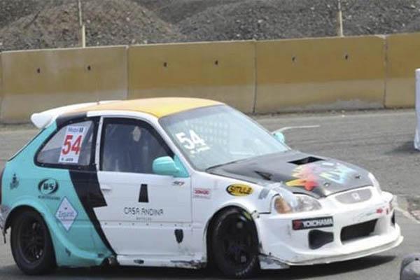 """Raúl Jaén rumbo al """"Bi"""" en la TC1600"""