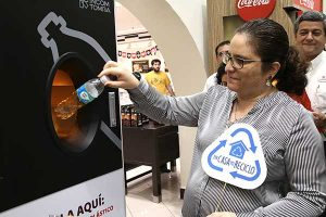 Ministerio del Ambiente: Conozca la máquina EcoBox que premia tu reciclaje