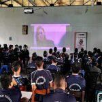 Especialistas del Minjusdh promueven en colegios del país los derechos de menores