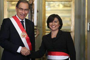 Vizcarra y su ministra de Trabajo se reúnen este martes con la CTP
