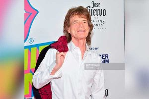 "Mick Jagger: ""Me siento mucho mejor"""