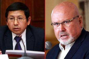 Presidente decide retirar a ministros Bruce y Trujillo