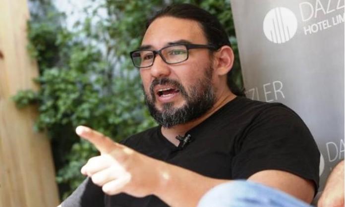 Luis Davelouis sobre denuncia de Marissa Chiappe: «Nunca la toqué, nunca la insulté»