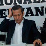 Ollanta Humala dice que Partido Nacionalista no participará en elecciones 2020