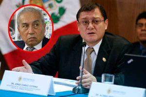 "Chávez Cotrina: MP no está investigando a Chávarry porque ""goza de antejuicio político"""