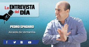"""Pedro Spadaro: """"Exigimos declarar en emergencia todo el Callao"""""""