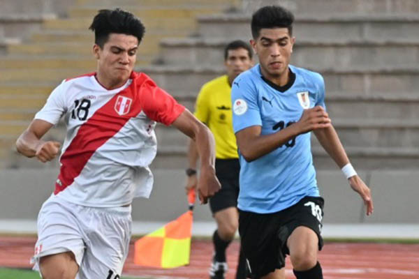 Perú vs. Uruguay: Selección Sub-17 venció a Uruguay (3-2)