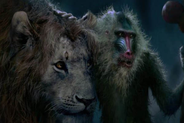 """El rey león"", avance [VIDEO]"