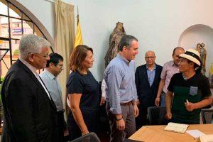 Las Bambas: Del Solar se reúne con Gregorio Rojas y representantes de minera