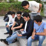 Sanmarquinos de concurso Huawei se alistan para final en China