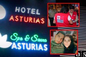 Santa Anita: sujeto asesina a cuchilladas a su expareja en un hostal