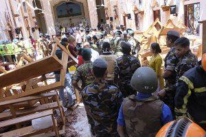 EE.UU. confirma que hay varios de sus nacionales entre muertos en Sri Lanka