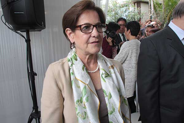 Odebrecht y OAS financiaron campaña contra revocatoria, admite Susana Villarán