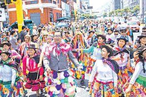 Fiesta de Uripa convoca a 30 mil espectadores