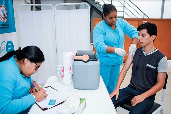 20 mil enfermeras participan en la 17º Semana de Vacunación en las Américas