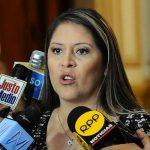 Yeni Vilcatoma señaló que 'Goro' ha sido contratado para arremeter en su contra