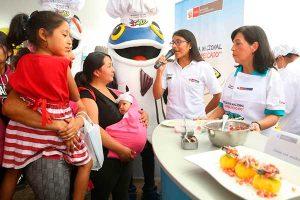 SJL: Lanzan gran cruzada contra la desnutrición infantil