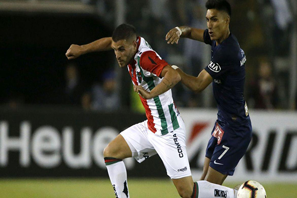 Copa Libertadores 2019: Palestino (CHIL) vs. Alianza Lima (PER) (3-0)