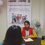 Aseguran atención integral para víctimas de violencia en servicios de salud y CEM
