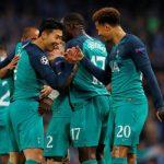 UEFA Champions League 2019: Manchester City vs. Tottenham Hotspur (4-3)