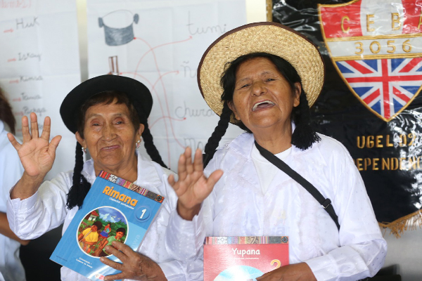 120 mil peruanos acceden a educación alternativa