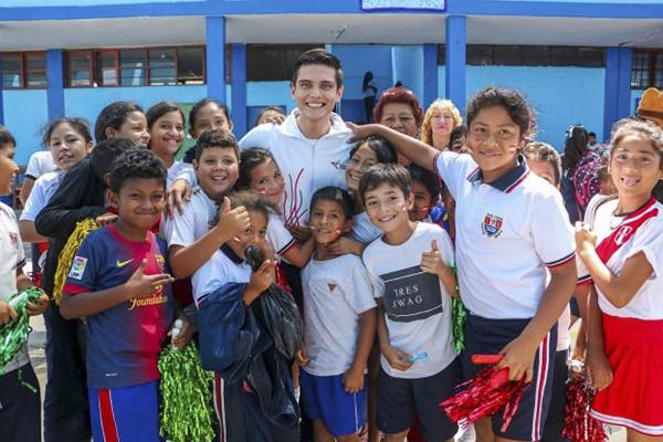 """IPD presentó el programa """"Deportistas Top Perú en las escuelas 2019"""""""