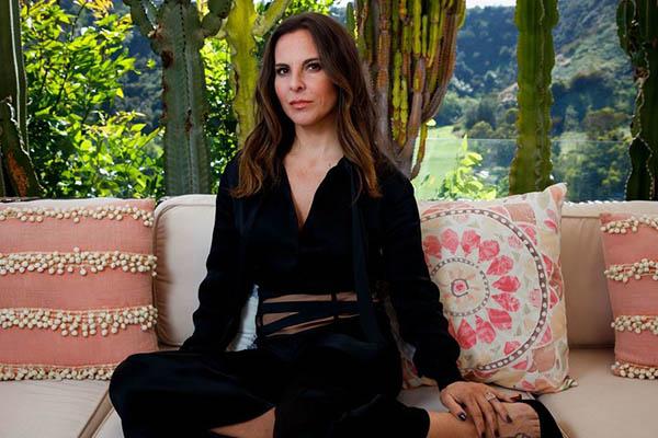 Kate del Castillo: «¡Agárrate Perú!»