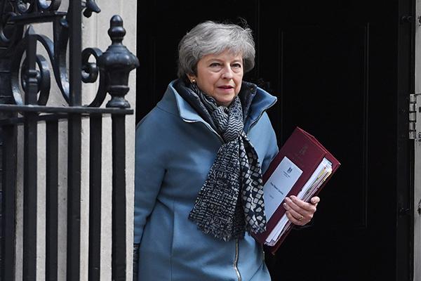 Se estanca negociación sobre un nuevo acuerdo del «brexit»