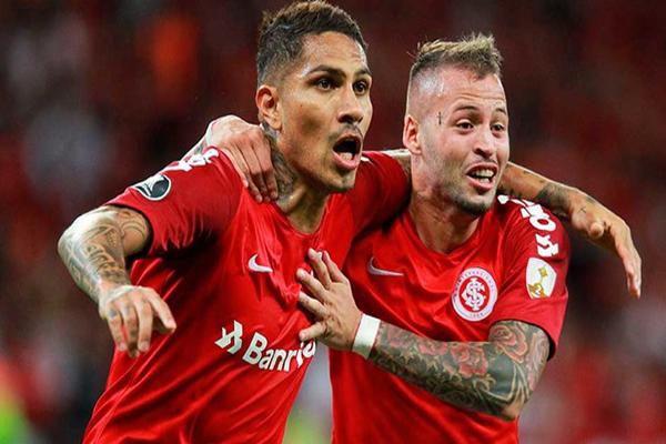 Copa Libertadores 2019: Internacional de Porto Alegre vs. Palestino (3-2)