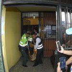 Taxista asesina a expareja en hostal de Santa Anita