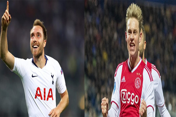 UEFA Champions League 2019: Tottenham vs. Ajax (0-1)