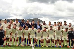 Copa Sudamericana 2019: UTC vs. Atlético Cerro (1-1)