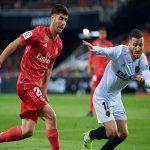 Liga Santander: Valencia vs. Real Madrid (2-1)