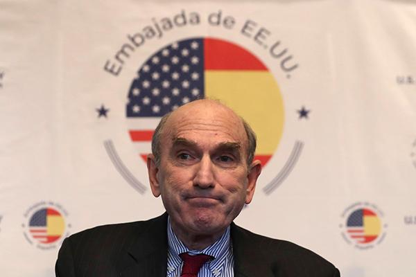 EE.UU. critica tropas cubanas en Venezuela