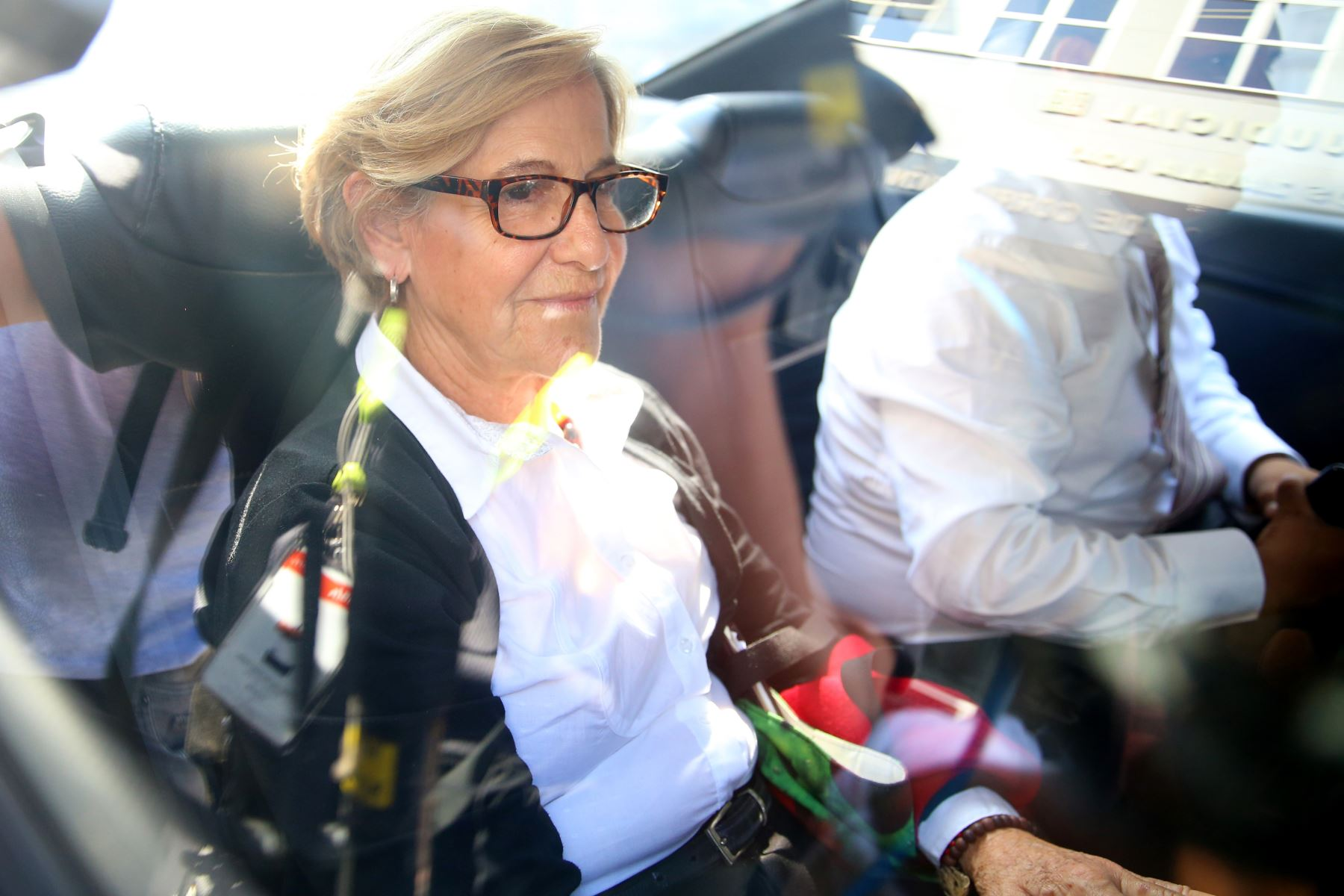 Susana Villarán cumplirá prisión preventiva en penal Anexo Mujeres de Chorrillos