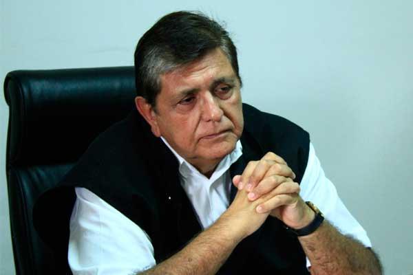 Miguel Atala confiesa que fue testaferro de Alan García