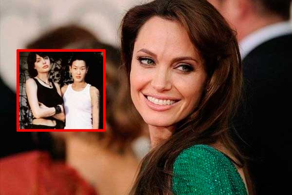 Angelina Jolie sorprendió con una revelación sexual