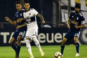 Copa Libertadores 2019: Olimpia vs. Sporting Cristal (0-1)