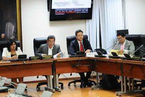Comisión de Ética acuerda indagación preliminar contra Daniel Salaverry