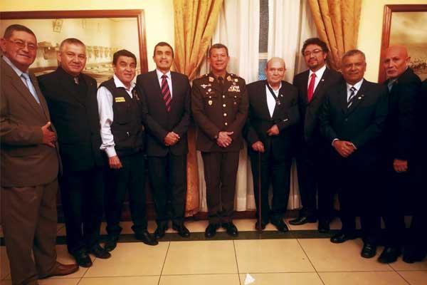 Ejército del Perú presenta «Mi maestro se llama Bolognesi» [VÍDEO]