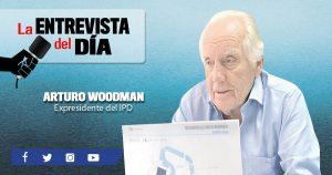 """Arturo Woodman: """"Alcalde Muñoz es muy pasivo con la Beneficencia"""""""