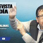"""Fausto Salinas: """"Reformas populistas ponen en riesgo la democracia"""""""