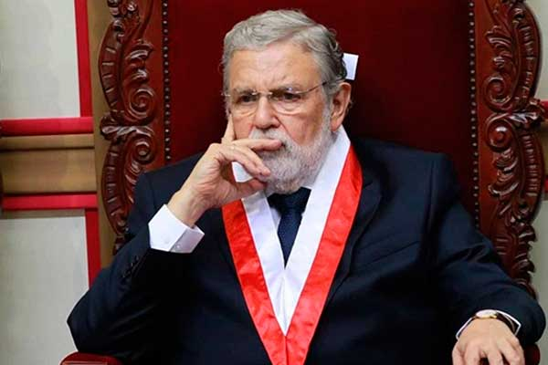 Blume propone declarar fundado hábeas corpus para Keiko Fujimori